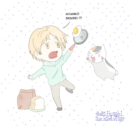 Natsume learns to cook, but Sensei doesn't make it easy